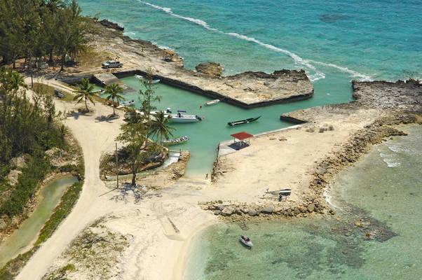 Landrail Point Marina