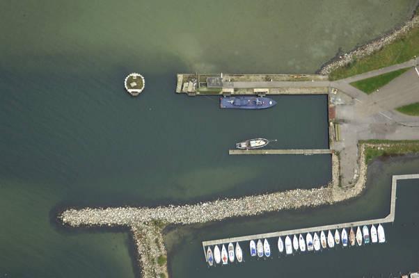 Sporthafen Gelting Mole