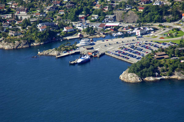 Askøy-Bergen Ferry