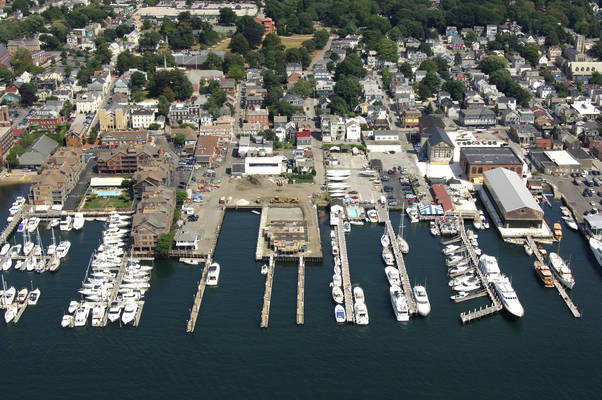 The Marina at Brown & Howard Wharf