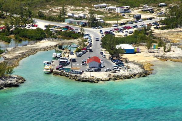 Three Islands Ferry Dock