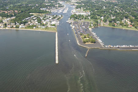 Patchogue River Inlet