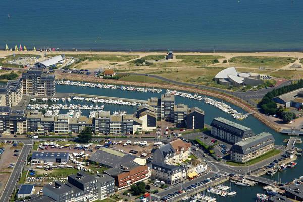 Courseulles Sea Marina