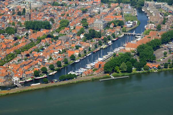 Enkhuizen Oosterhaven Yacht Harbour