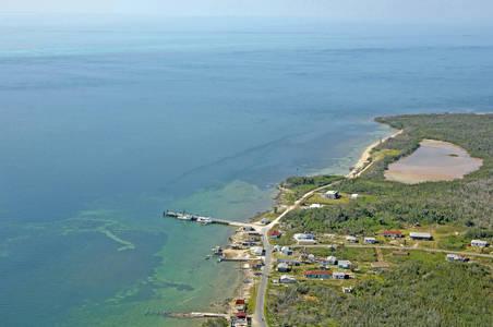 Mores Island Anchorage
