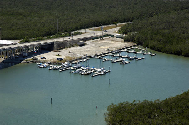 Moran's Barge Marina