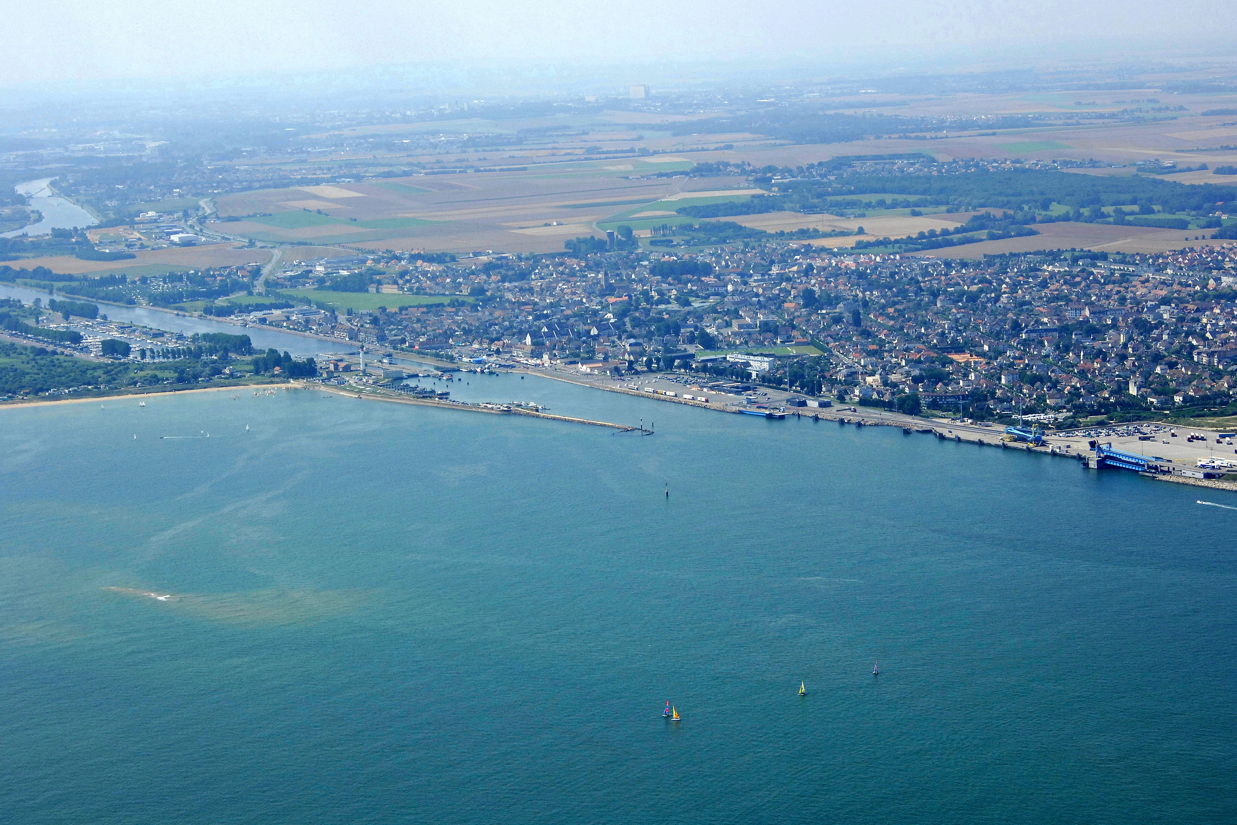 Ouistreham Harbor in Ouistreham, France - harbor Reviews - Phone