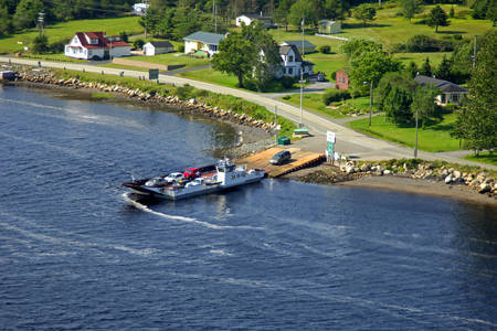 East LaHave Ferry