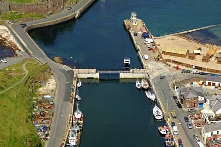 Peel Harbour Lift Bridge