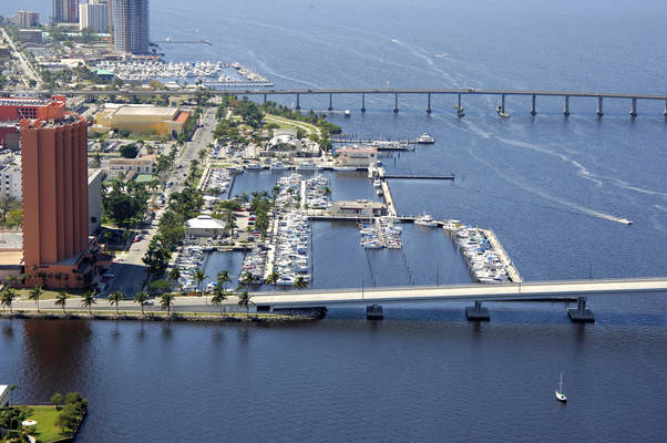 City of Fort Myers Yacht Basin