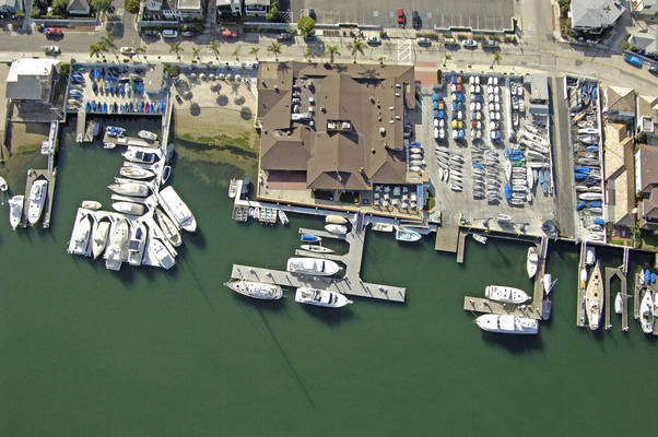 Newport Harbor Yacht Club