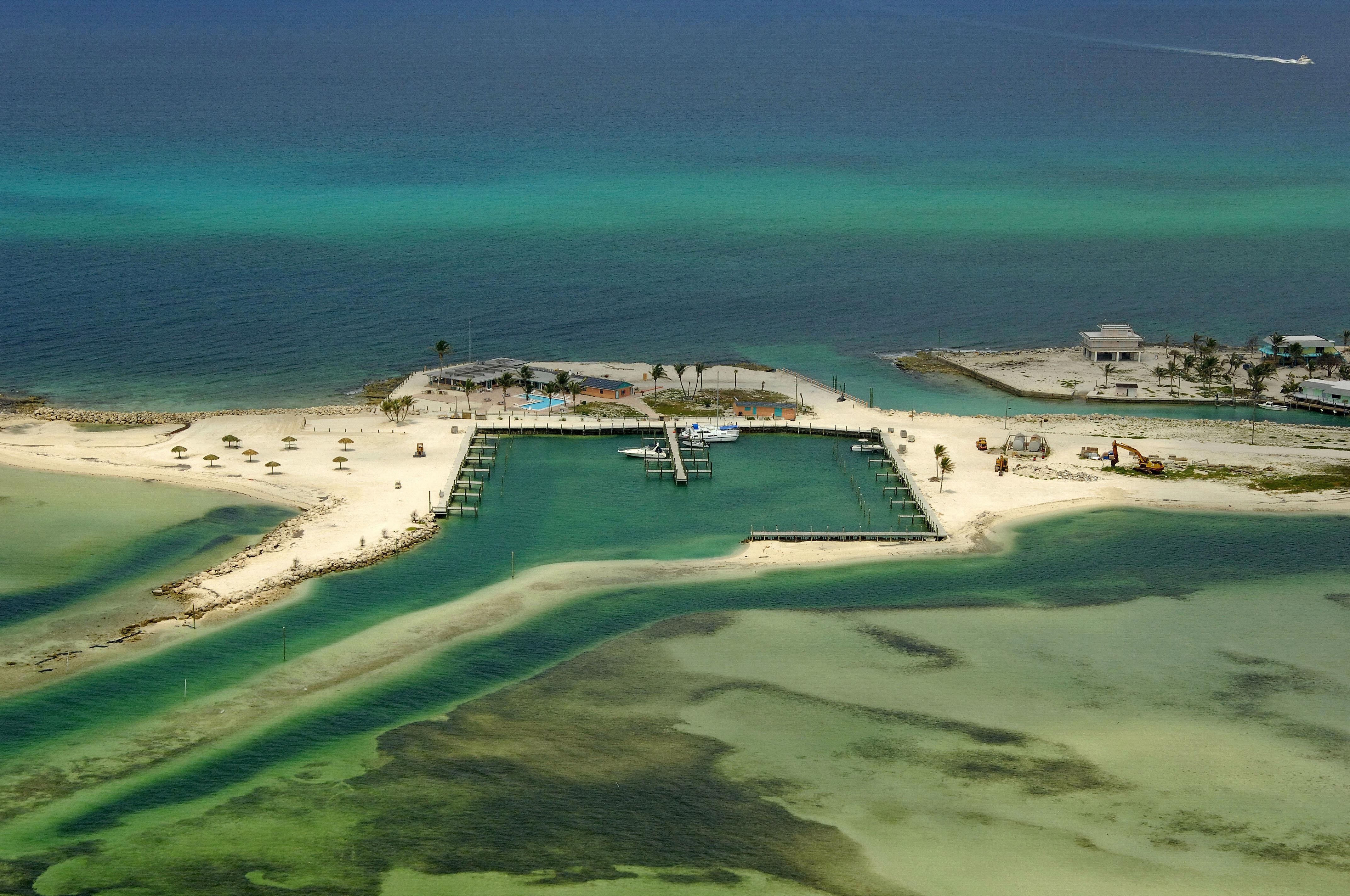 Bimini Beach Club Marina
