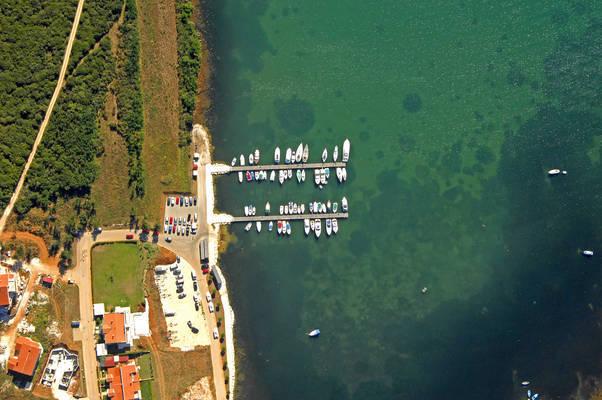 Uvala Paltana Harbour