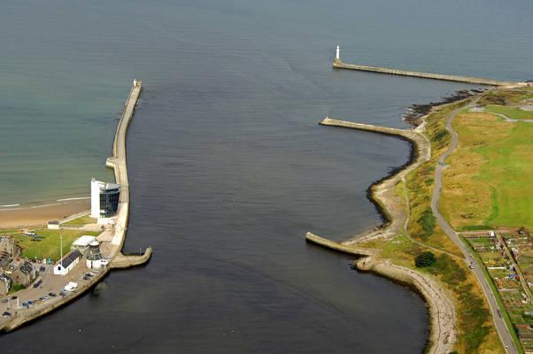 Aberdeen Harbour Inlet