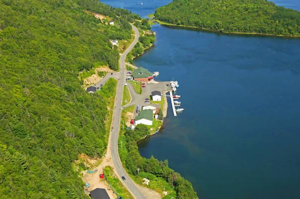 Eskasoni Harbour