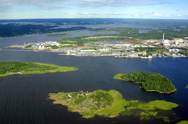 Pietarsaari Harbour