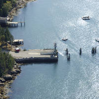 Frenchboro Ferry Dock