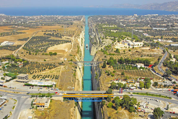 Korinthos Channel