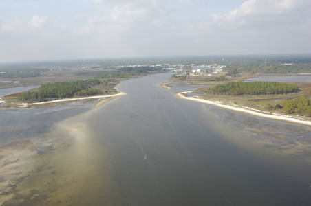 Carrabelle River Inlet