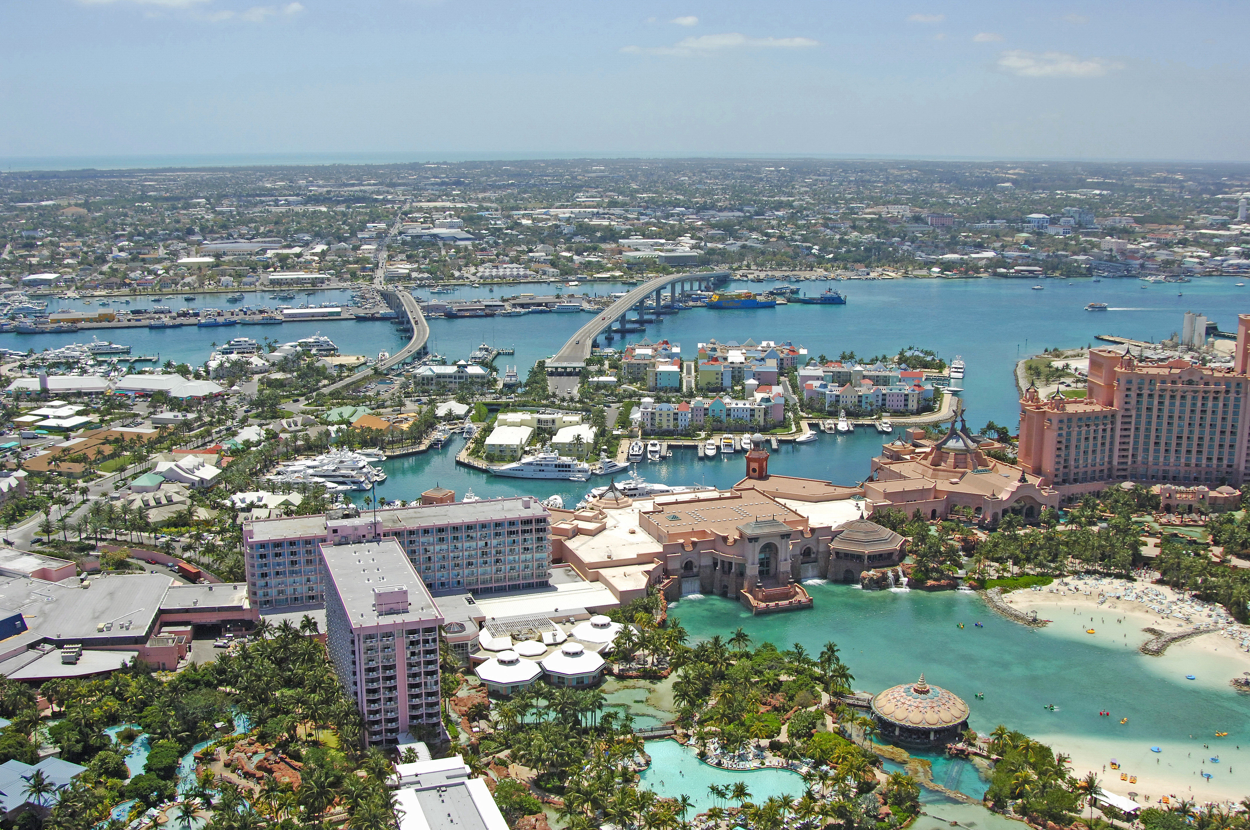 Paradise Island Reviews Bahamas