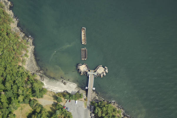 San Juan Island Ferry Dock