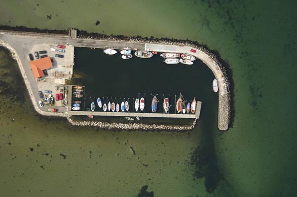 Bregnoer Fishing Harbour