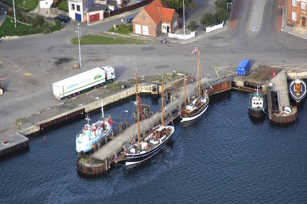 Nakskov Gl. Færgehavn