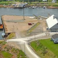 Pugwash Terminal Dock