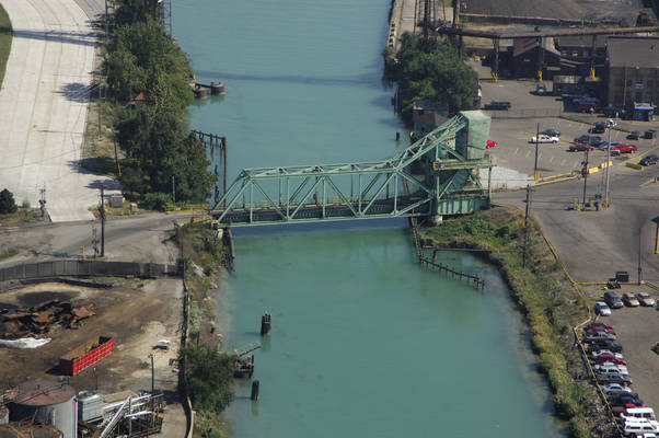 Detroit Toledo & Ironton Bascule Bridge North