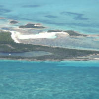 Allans Cay Anchorage