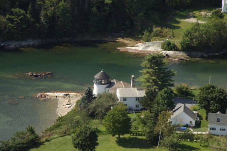 McHeard Cove Lighthouse