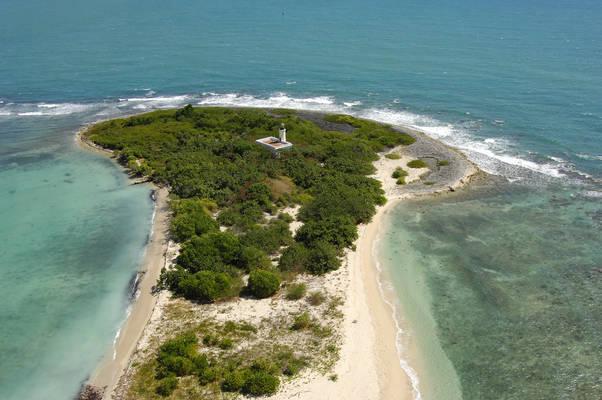 Isla de Cardona Lighthouse