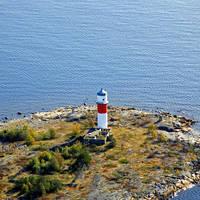 Fjaerdgrund Lighthouse