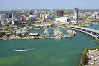 Miamarina at Bayside in the heart of Miami