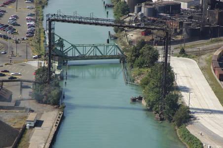 Detroit Toledo & Ironton Bascule Bridge North