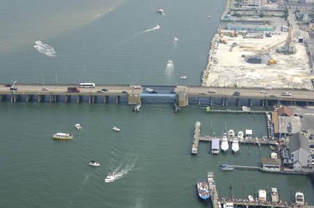 Hwy 50 / Ocean Gateway Bascule Bridge