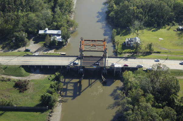Vermilion River Lift Bridge 4
