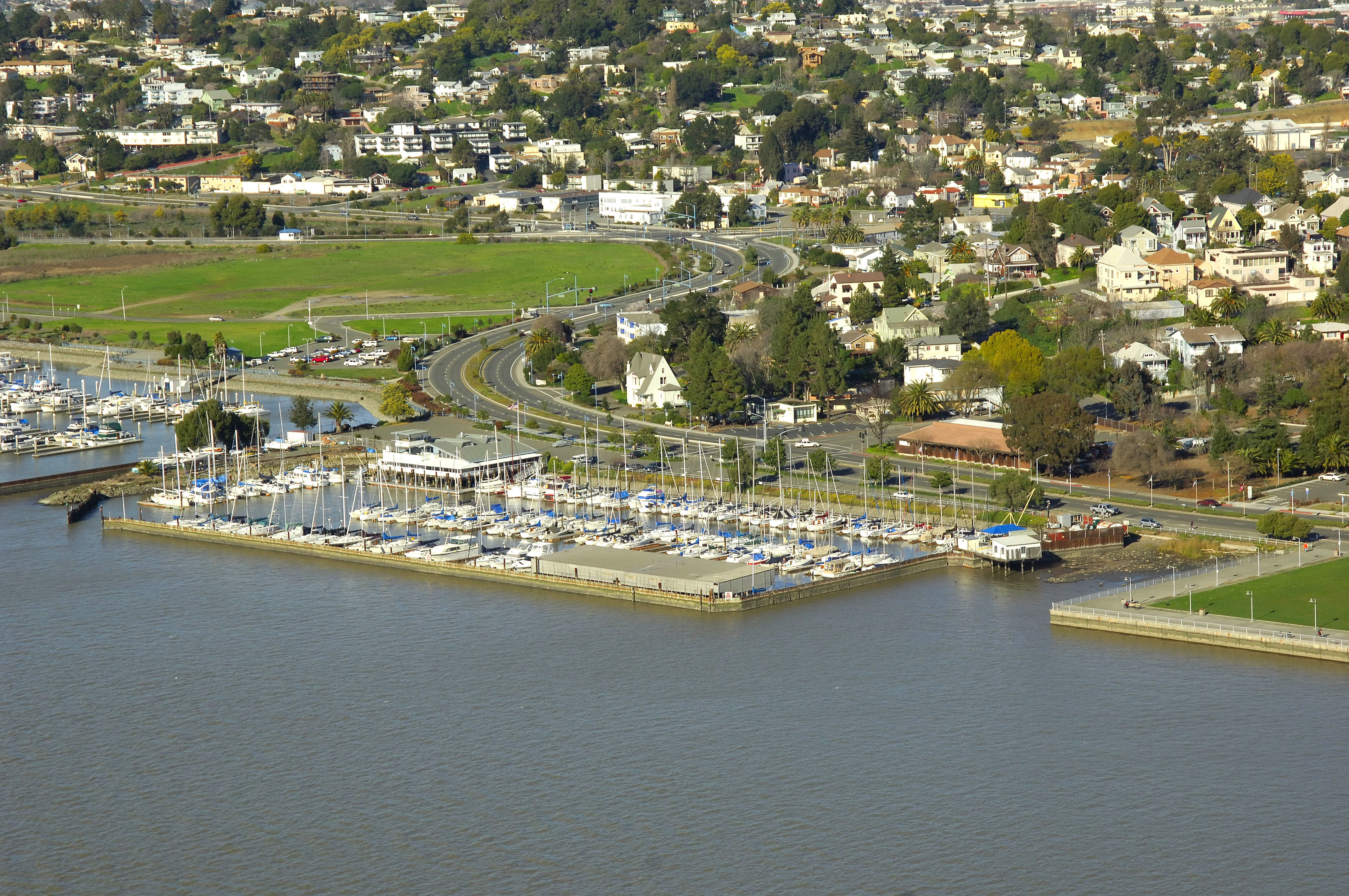Vallejo Yacht Club In Vallejo Ca United States Marina