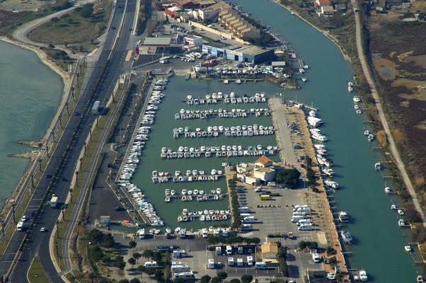Palavas-Les-Flots Marina