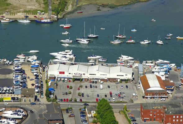 Quay West Marina