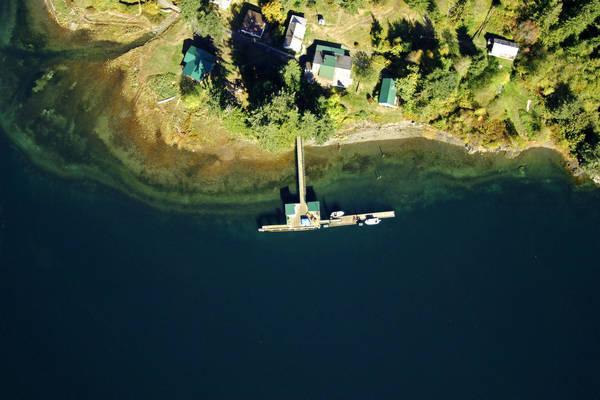Esperanza Fuel Dock