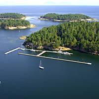 Royal Vancouver Yacht Club Silva Bay Outstation