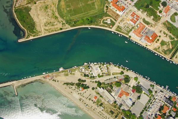 Omis Cetina Inlet
