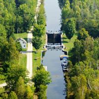 Tay Canal Lock 34