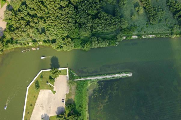 LaPlaisance Creek Inlet