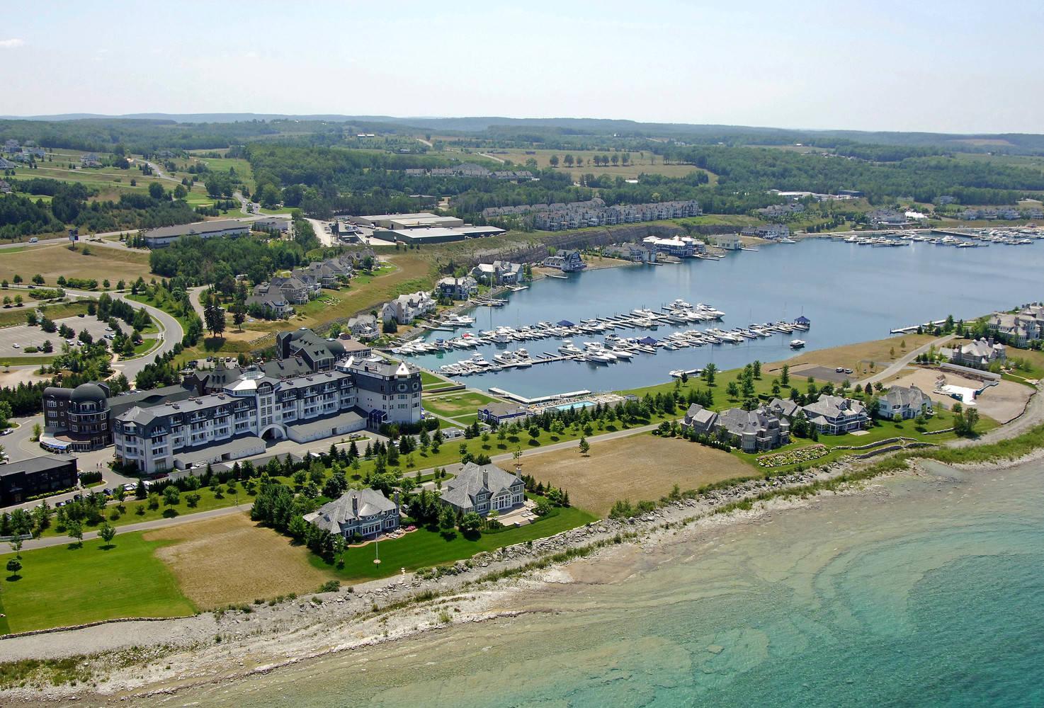 Bay Harbor Lake Marina Slip Dock Mooring Reservations