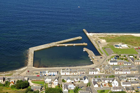 Portgordon Harbour