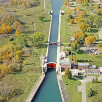 Sault Ste Marie Canal Lock