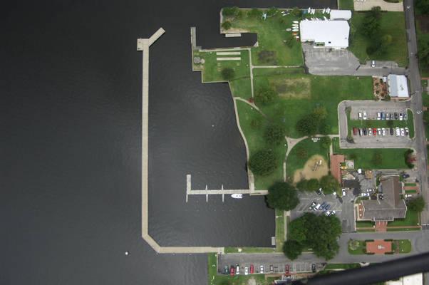 Edenton Town Dock