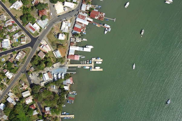 Villa Pesquera Boatyard